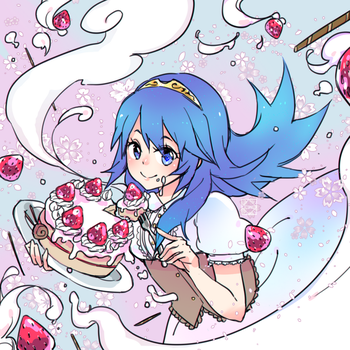 Happy Birthday Lucina by tcong