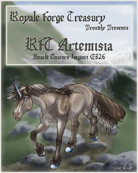 E326 || RFT Artemisia by jouroo