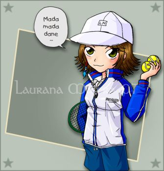 Laurana Echizen n_n -or.size- by Inuyasha-Majere
