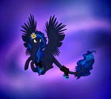 Magical Wings by AyoArts