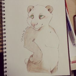 Sexy Panda by uniquorned