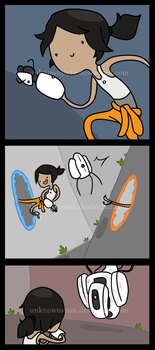 Portal Time by UnknownStain