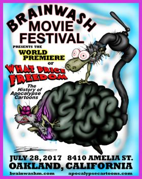 WPF World Premiere Brainwash Festival by ApocalypseCartoons