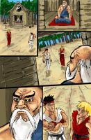Street Fighter page 1 by 08yo8387