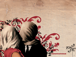 Lovers wallpaper by FictitiousSky