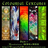 Colourful Textures Pack 3 by BFstock
