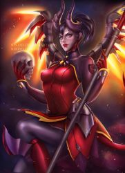 Devil Mercy by Nindei