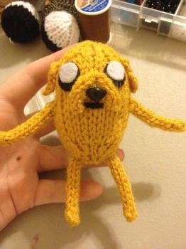 Jake the Dog by PhileasFogghorn