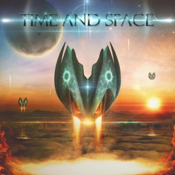 TimeAndSpace - Cover Design by MACN3XU5