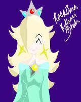 +Rosalina+ Gliitery+ by blueandpurple-rock