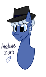 NG1 - Absolute Zero by RoseQuartz1