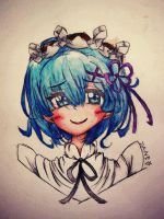 I used everything i know on this rem picture by zanewong