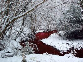 River of blood by pixini-stock