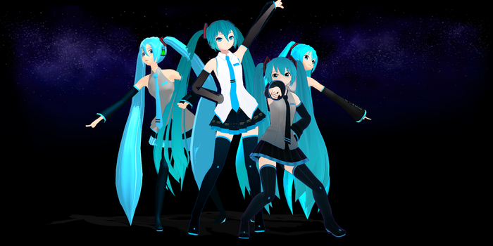 VIDEO ALL MCL MIKU GENERATIONS! by MMD-MCL