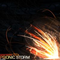 Psionic Storm Brushes by Axeraider70