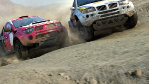 DiRT Xbox 360 Wallpaper by MagneetoBandeeto