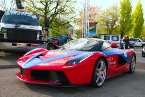 The LaFerrari by SeanTheCarSpotter