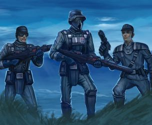 Rise of the Imperial Guard by Demi-urgic