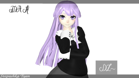 (MMD OD) If (test model+DL) by Stepashka-Tyan