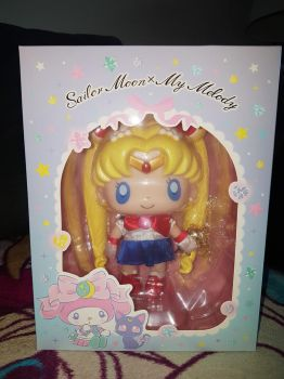 Sailor Moon x My Melody Doll by LuxurisFurry