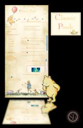 Classic Pooh Journal CSS by SilverPixiGirl