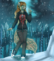 Greetings from Lich King Kingdom by FluffyRosey