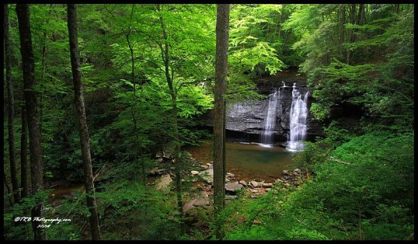 The Lost Waterfall by TRBPhotographyLLC