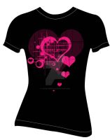 amour propre T-shirt Design 4 by luvgoldeneye
