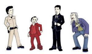 Twin Peaks animated by pycca