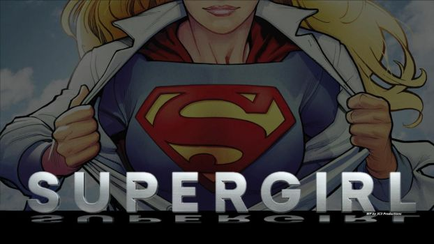 Supergirl Wallpaper Ready To Go by Curtdawg53