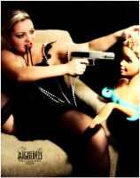 The Death Of Barbie by Michelliechelle