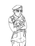 Angry 1st Recon Potato wip! by AnonymousTrollF4c3