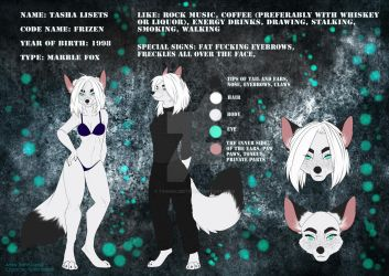 My NEW reference by TashaLisets