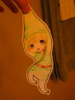 paper child-link by Zale13