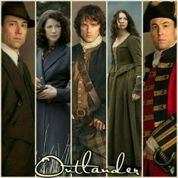 Outlander  by nancywho
