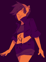 Palette Challenge 7 by AnimeVSReality