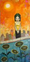 City Sun by jasinski