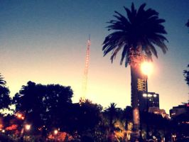 Melbourne I by 58542