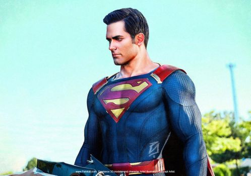 Superman-PK-Serie04 by patokali