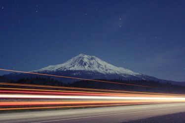 Shasta lights by markdow