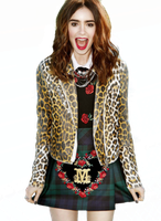 Lily Collins Png by XxPrettyxX