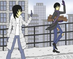 Justin and Nikky: The Years That Passed (part4) by he4rt-br34k