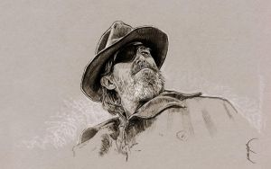 Rooster Cogburn by jasonpal