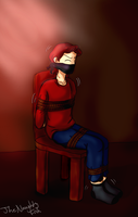 Art Trade: Code Red. by TheNaughtyFish
