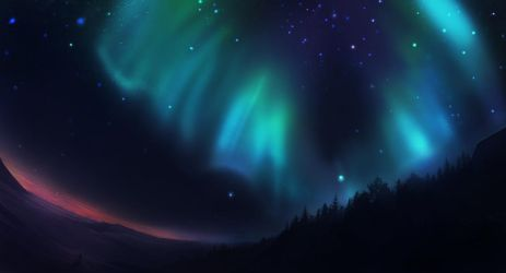 Auroras by SkyrisDesign
