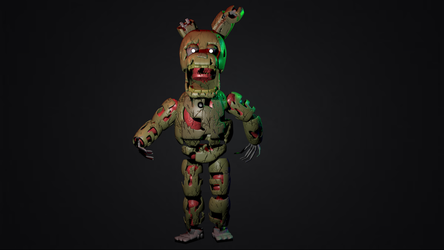 Springtrap by NOIRESD