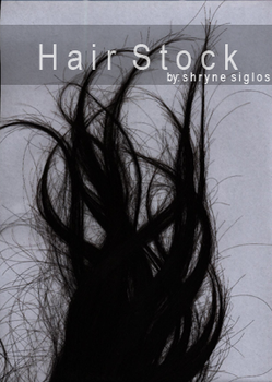 Hair Stock by laceratedwristsstock