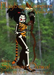 PBV - The Witch Doctor by PlayboyVampire