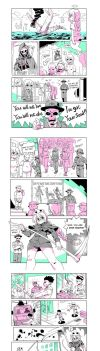Modern MoGal #15~17  - How to be a death by shepherd0821