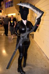 Celty Sturluson from Durarara by Caine-of-Nod